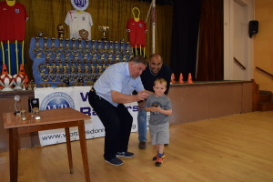 Trophy Day 2015: Reception Mini-Rangers