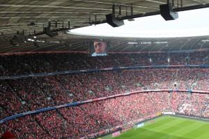 One Minute's Silence In Memory of Johann Cruyff