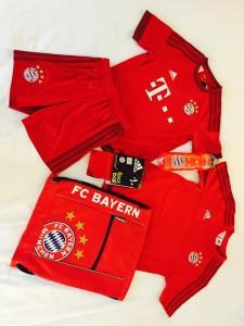 FC Bayern Munich Training Kit