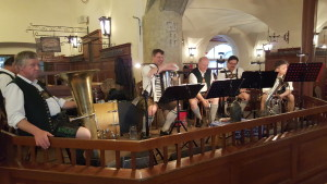 The Hofbrauhaus Bavarian Band