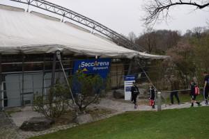 SoccArena, Olympic Park, Munich