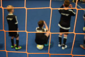 Coerver Players Rotated Through Five 30 Minute Drills