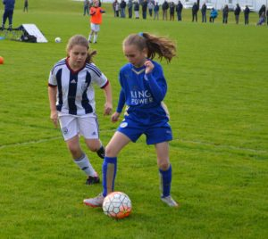 On The Increase: Girls' Football