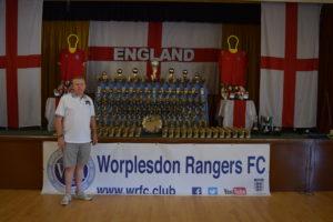 Brian Slyfield: Trophy Day Maestro