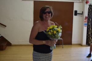 Mel Walter, 15th Anniversary Fun Day Coordinator
