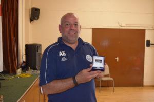 Andy Elton: Long Service Award