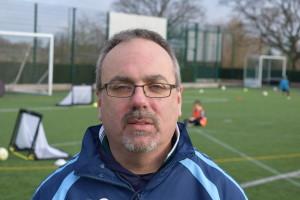 Andi Scanlan: WRFC Chairman